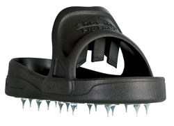 Midwest Rake Shoe-In Spiked Shoes for Resinous Coatings, Medium 8-9