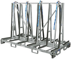 """Weha Large Transport A-Frame 96""""x43""""x68"""" Load Height"""