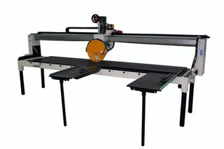 Achilli AFR 300C Saw 4hp 230V 3Ph 3400 RPM With 2 Extention Tables