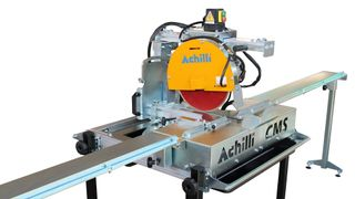 "Achilli CMS Compound Miter Saw 1.5HP 115V 1PH 3400RPM 14"" Blade"