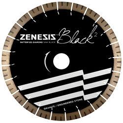 """18"""" Zenesis Black II Bride Saw Blade"""