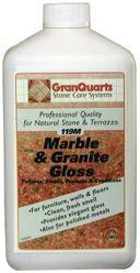 MARBLE & GRANITE GLOSS,1 LITER 119M 150 to 300 SQ FT PER L