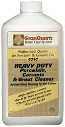 631C Heavy Duty Porcelain & Grout Cleaner