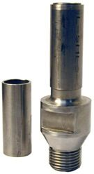 Pro Series Finger Bit Adapter Replacement Sleeve 49mm Long
