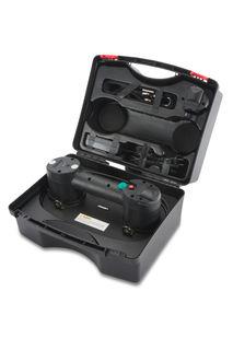 Nemo Grabo with Vacuum Gauge, 2 B Hard Case, Replacement Foam Ring