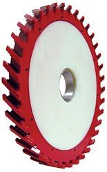 Diarex Milling Wheel, 350 x 40mm, 60mm Arbor, Silent Core