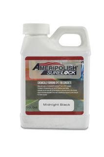 2015 Ameripolish Surelock Midnight Black 1 Gallon