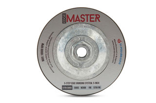 "Lavina Edge Master Turbo Cup Wheel 5"" Step #1 EC 30 Grit"