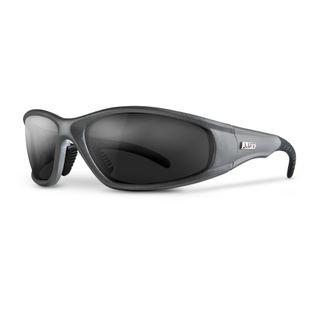Lift Safety Strobe Safety Glasses Silver/Smoke ESR-6ST