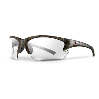 Lift Safety Quest Safety Glasses Camo/Clear EQT-12C