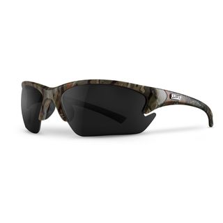 LIFT QUEST SAFETY GLASSES  CAMO/SMOKE EQT-12CFST