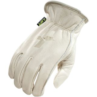 Lift 8 Seconds Top Grain Glove Md G8S-6SM