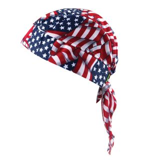 LIFT COOLING SKULL CAP FLAG ACS-14F