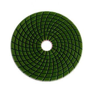 "4"" Diarex Legend Green Polishing Pads"