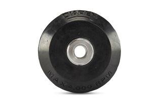 """Diarex Adapter Aluminum Snail Lock 4"""" 5/8""""-11F"""