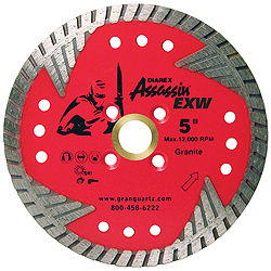 Assassin EXW Turbo Blades