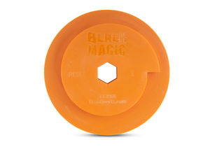 Black Magic Combo Wheel 130mm Diameter Snail Lock Resin Position 1