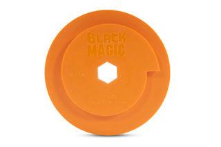 Black Magic Combo Wheel 130mm Diameter Snail Lock Resin Position 3