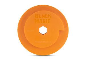 Black Magic Combo Wheel 130mm Diameter Snail Lock Resin Position 5