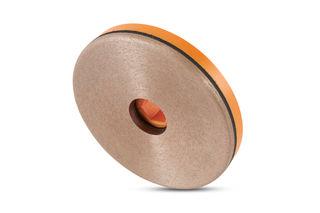 Black Magic Combo Wheel 130mm Diameter Snail Lock Copper Coarse