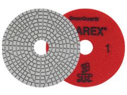 "Diarex Hybrid 3-Step Polishing Pads 5"""
