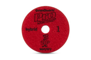 Pro Series Hybrid Wet/Dry Polishing Pad Step 1