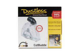 """Adjustable CutBuddie Dust Shroud 5"""""""