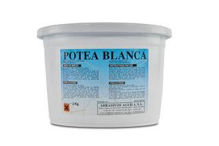 Aguila POTEA BLANCA Polishing Powder for Medium to Light Granite