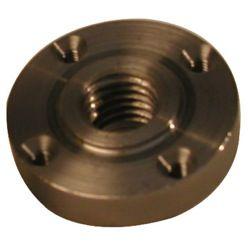 Brass Flange 22.2mm Shoulder M-14 Thread
