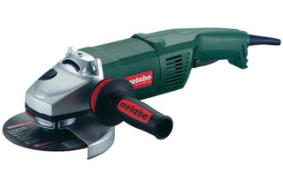 "METABO W14-150 ERGO, 6"" SINGLE SPEED GRINDER, 12AMP 9700 RPM"