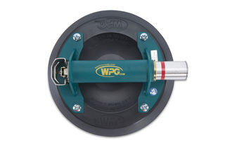 """Wood's Power Grip Metal Handle Vacuum Cup 8"""" Model N4950"""