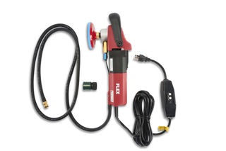 "Flex L 12-3 100 Wet 5"" Wet Polisher 3700 RPM 9.3 Amp"