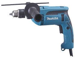 """MAKITA HP1640 5/8"""" VAR, SPEED HAMMER DRILL 6 AMP 0-2800 RPM"""