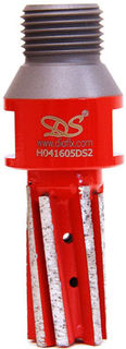 "DS Twin Segment Finger Bit 23 x 50mm 1/2"" Gas"