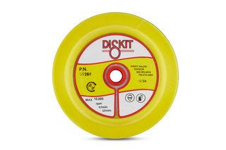 "Diskit Foam Backup Pad For PSA Flex Edge 5"", 5/8""-11"