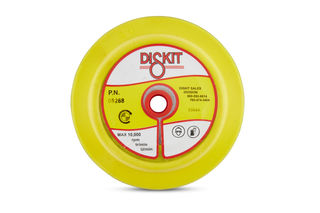 "Diskit Foam Backup Pad For PSA M8X1.25 Male 5"""