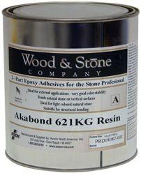 Akabond 621 Epoxy Gel, 1 A 1/2 Gallon, 1 Quart B