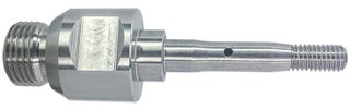 Cyclone Small Diameter Adapter 5/8-11 and 1/2 Gas