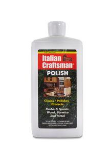 Italian Craftsman Marble Polish 16 oz Bottle