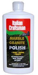 Italian Crafstman Marble & Granite Polish