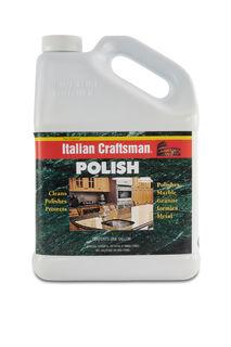 Italian Craftsman Marble Polish 1 Gallon