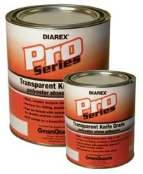 Pro Series Knife Grade Polyester Adhesive