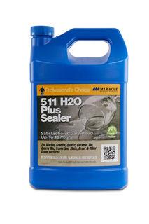 Miracle Sealants 511 H2O Plus Penetrating Sealer, 1 Gallon