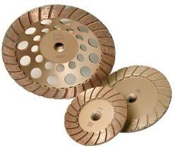 """Disco BX9L Cup Wheels, 20mm x 4mm Segment, 5/8""""-11F"""