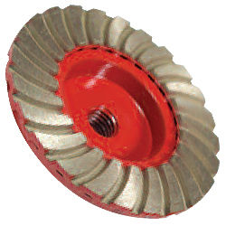 """Dongsin Turbo Rounder Cup Wheels 4"""""""