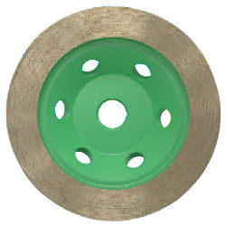 """Dongsin Continuous Cup Wheels 4"""""""