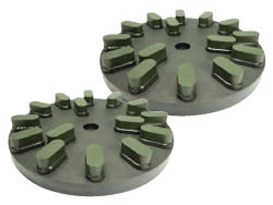 """Dongsin Synthetic Resin Discs 10"""""""