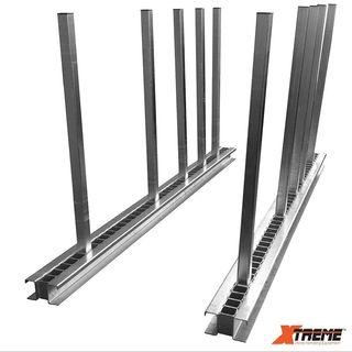 Xtreme Slab Rack Set 2 Bases 16 Poles