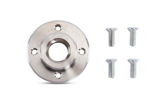"""Stainless Steel Quad Adapter 5/8""""-11 7/8"""" Arbor DTB2.QA5811"""