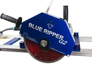 Omega Blue Ripper G2 Rail Saw With Motor And Kit